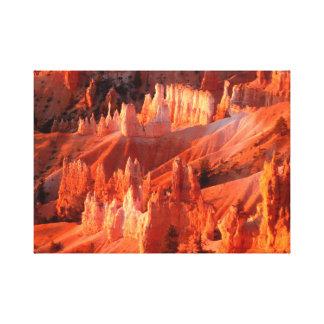 Toile Canyon de Bryce