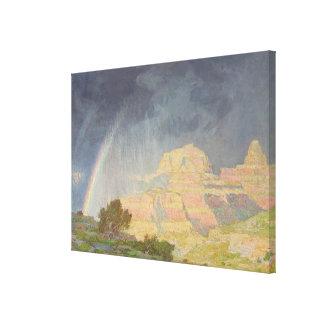 Toile Canyon grand
