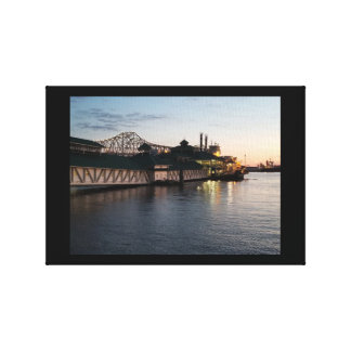 Toile Casino sur le fleuve Mississippi