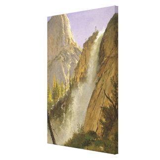 Toile Casquette de liberté, vallée de Yosemite
