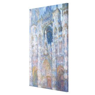 Toile Cathédrale de Claude Monet | Rouen