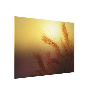 Toile Champ de blé