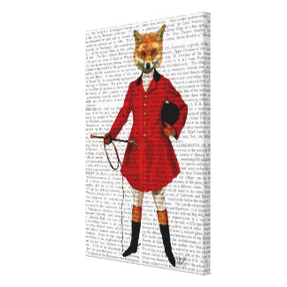 Toile Chasseur de Fox
