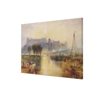Toile Château de Windsor