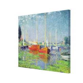 Toile Claude Monet | Argenteuil, c.1872-5