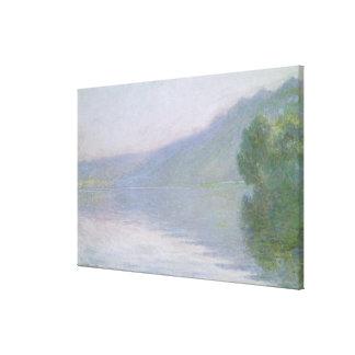 Toile Claude Monet   la Seine au Port-Villez, 1894