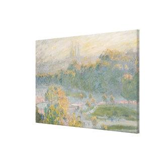 Toile Claude Monet | le Tuileries 1875