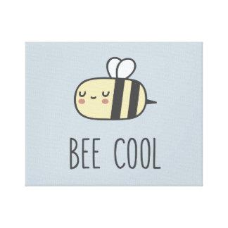 Toile Cool d'abeille