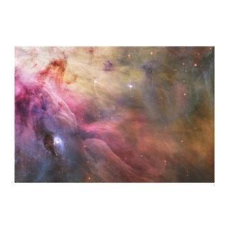 Toile Copie de nébuleuse de la ceinture d'Orion