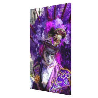 Toile Costume de carnaval, Venise