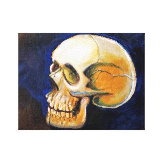 Toile Crâne