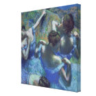 Toile Danseurs de bleu d'Edgar Degas |, c.1899