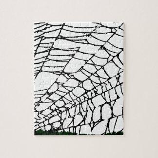 Toile d'araignée de Halloween Puzzles