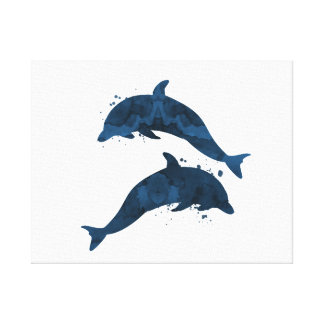 Toile Dauphins