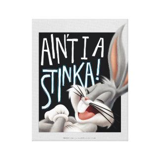 Toile ™ de BUGS BUNNY - n'est pas J'un Stinka !