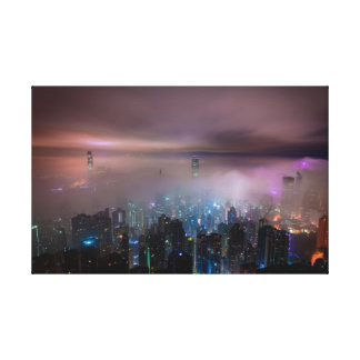 Toile de Hong Kong