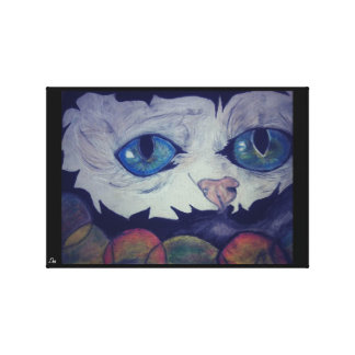 "Toile ""de Kitty Trippy"""