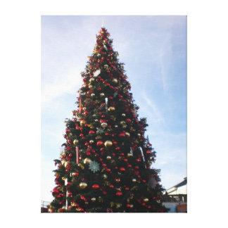 Toile de l'arbre de Noël #3
