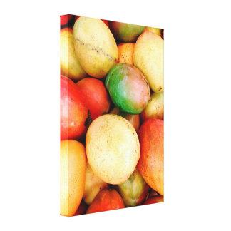 Toile de photo de mangues