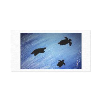 toile de tortues