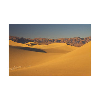 Toile Death Valley, dunes