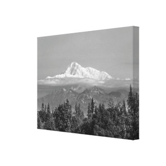 Toile Denali (le mont McKinley)