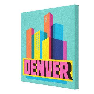 Toile Denver dans la conception