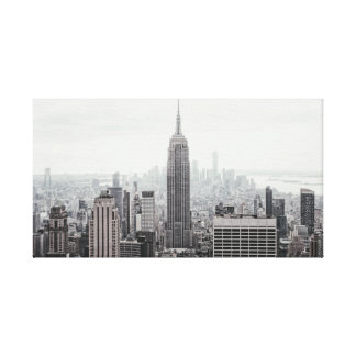 Toile d'horizon de New York City