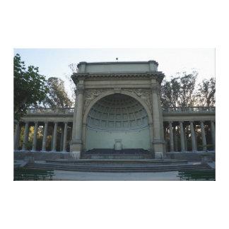 Toile du concours #4 de musique de Golden Gate