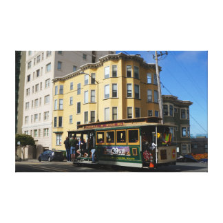 Toile du funiculaire #4 de San Francisco