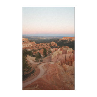 Toile du lever de soleil | de canyon de Bryce