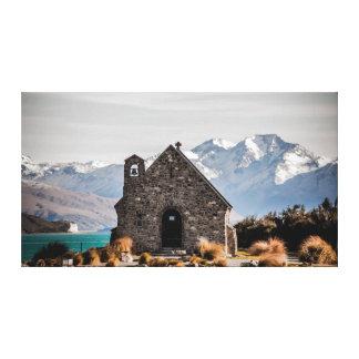 Toile Église du bon berger