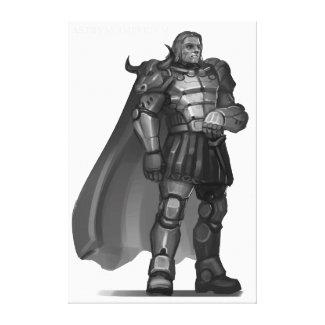 TOILE EMPEROR HECTOR II ARTWORK - ASTRVM IMPERIVM