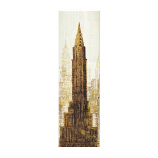Toile Empire State Building NYC