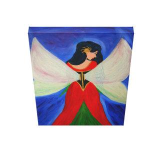 Toile Fée d'ange