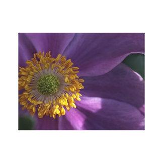 Toile Fleur d'été