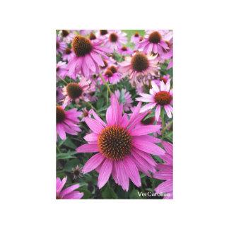 Toile Fleurs de Stowe Vermont