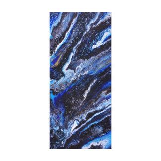 Toile Galaxie foncée