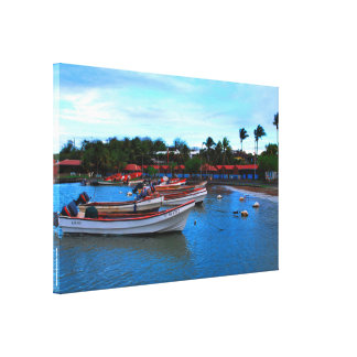 Toile ✅Gommier de Martinique