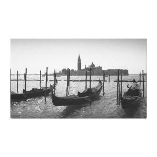 Toile Gondole de Venise