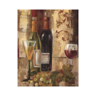 Toile Graffiti et vin