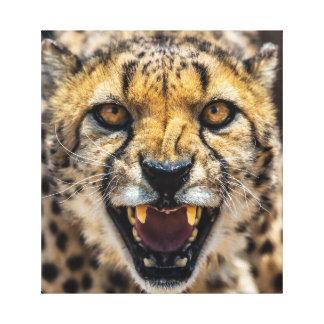 Toile guépard