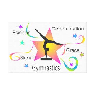 Toile Gymnastique - détermination Grac de résistance à