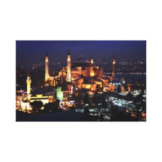 Toile Hagia Sophia