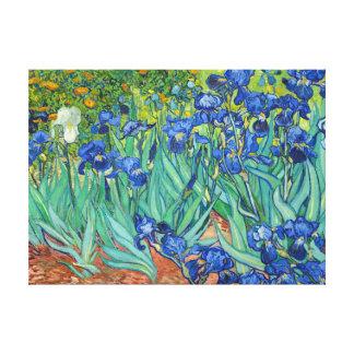 Toile Iris par Van Gogh