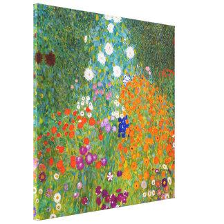 Toile Jardin d'agrément   Gustav Klimt