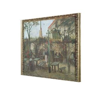 Toile Jardins de plaisir de Vincent van Gogh | chez