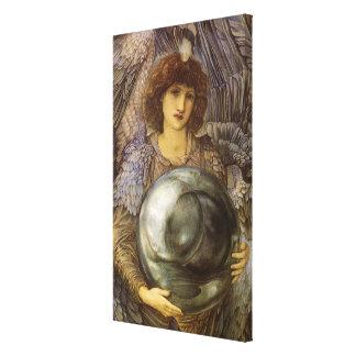 Toile Jours de la création, premier jour par Burne Jones