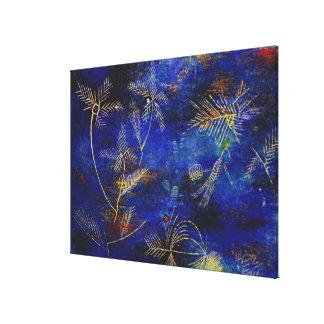 Toile Klee - contes de fées