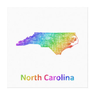 Toile La Caroline du Nord